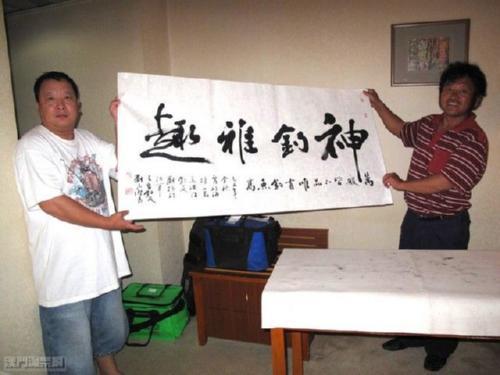 <b>刘志杰――当代中青年实力派书画家访谈</b>