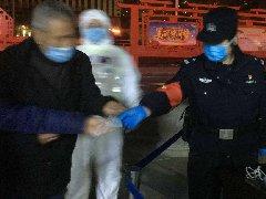 南阳女警刘坤哲在战疫300多次列车中的