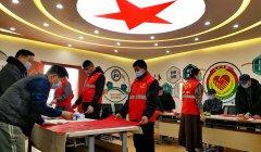 沛县颐园志愿者:600副春联送给矿区最值得关爱的人