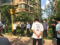 河南虞城:咱小区有了临时党支部
